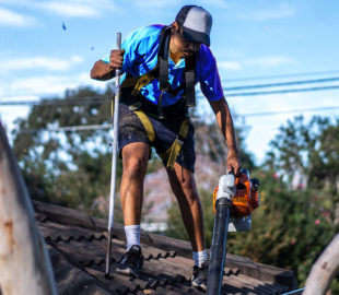 commercial gutter cleaning Sydney